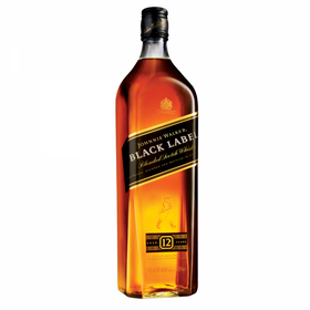 Johnnie Walker Black Label 12 years 0,7L 40% vol
