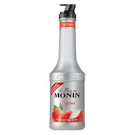 Monin FruchtPüree mix Lychee Litschi 1,0L