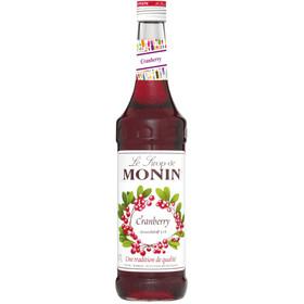 Monin Cranberry Sirup Alkoholfrei 0,70L