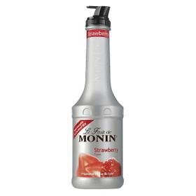 Monin FruchtPüree mix Strawberry Erdbeer 1,0L