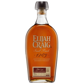 Elijah Craig Small Batch Kentucky Straight Bourbon Whiskey 0,7L 47,0% vol