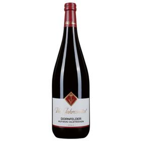 Vier Jahreszeiten Dornfelder Deutscher Qualitätswein halbtrocken 1,0L