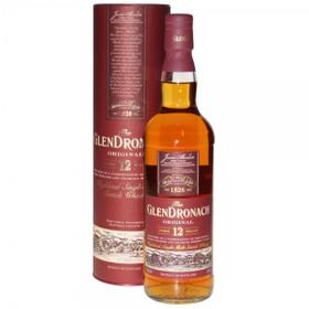 Glendronach 12years 0,7L 43% vol