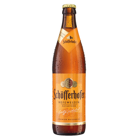 Schöfferhofer Hefe Hell 11x0,50L