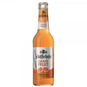 Schöfferhofer Weizen-Mix Grapefruit 24x0,33L