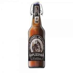 Kapuziner Weißbier Schwarz Bügelverschluß 20x0,50L