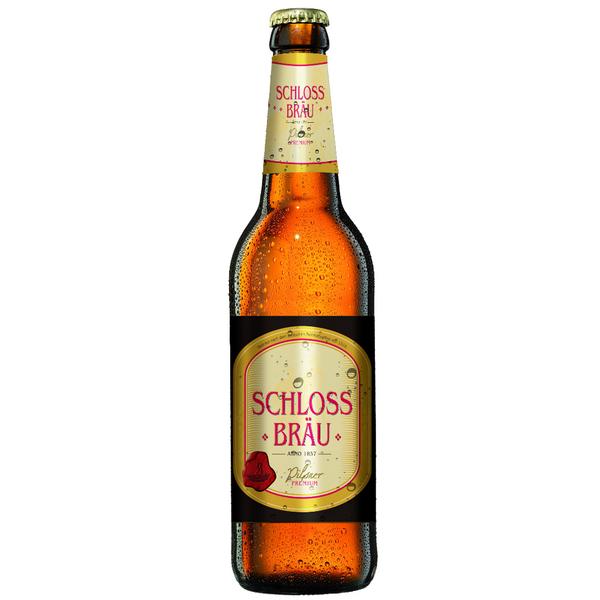 Schlossbräu ANNO1857 Pilsner Premium 20x0,50L Bier Pils