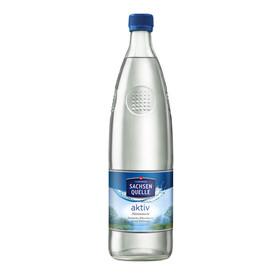 Ileburger Sachsenquelle Mineralwasser Aktiv 12x0,75L