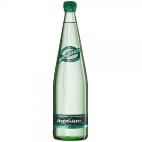 Bad Brambach Mineralwasser Medium Gourmet 12x0,75L
