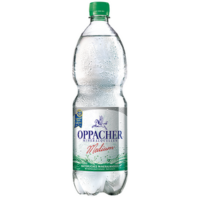 Oppacher Mineralwasser Medium PET 12x1,0L