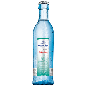 Oppacher Mineralwasser Medium 24x0,25L