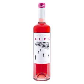 Alex Sensación Rosé DO Viura Navarra 0,75L