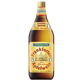 Possmann Frankfurter Äpfelwein 1,0L