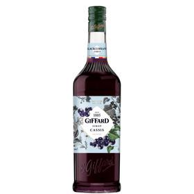Giffard Cassis Sirup Alkoholfrei 1,0L
