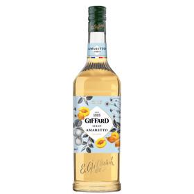Giffard Amaretto Sirup Alkoholfrei 1,0L