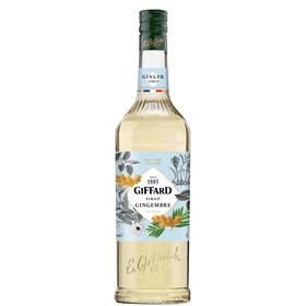 Giffard Ingwer Sirup Alkoholfrei 1,0L