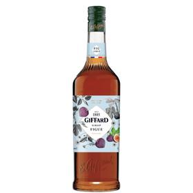 Giffard Feigen Sirup Alkoholfrei 1,0L