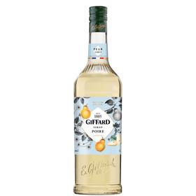 Giffard Birnen Sirup Alkoholfrei 1,0L