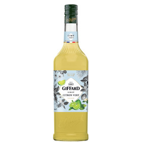 Giffard Limetten Sirup  Alkoholfrei 1,0L