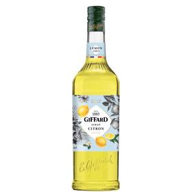 Giffard Zitronen Sirup Alkoholfrei 1,0L