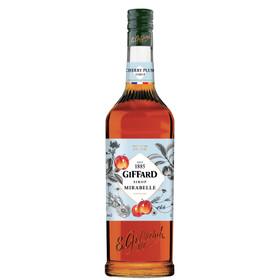 Giffard Mirabelle Sirup Alkoholfrei 1,0L