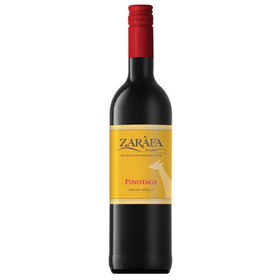 Pinotage Zarafa Mountain River Wines 0,75L