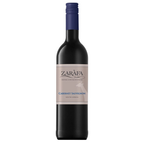 Cabernet Sauvignon Zarafa  Mountain River Wines 0,75L