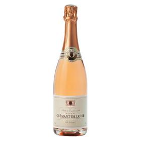 Jean de Villaret Cremant de Loire Rosé 0,75L