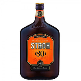 Stroh 80 Original 1,0L 80% vol