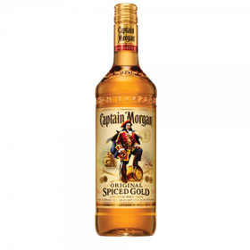 Captain Morgan Spiced Gold  1,0L 35% vol