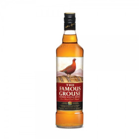 Famouse Grouse Port Wood Finish 0,7L 40% vol