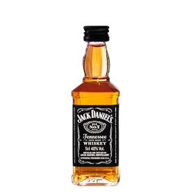 Jack Daniel's Whiskey 10x0,05L 40% vol
