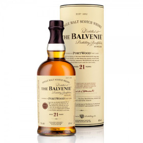 Balvenie Port Wood 21 years  0,7L 40% vol