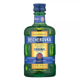 Becherovka 20x0,05L 38% vol