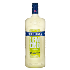 Becherovka Lemond 1,0L 20% vol