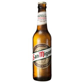 San Miguel Beer 24x0,33L