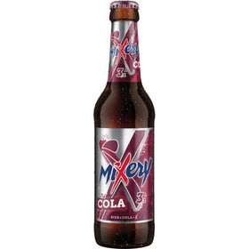 Mixery Bier plus Cola 24x0,33L