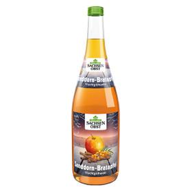 Sachsenobst Sanddorn-Bratapfel Frucht-Glühwein 0,97L