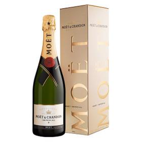 Moet & Chandon Champagner Brut Imperial 0,75L in Geschenkverpackung