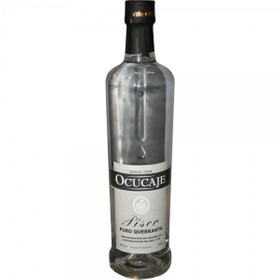 Pisco Quebranta Ocucaje 0,7L 44,5% vol