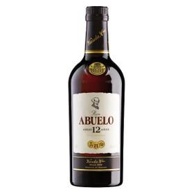 Ron Abuelo Rum 12 Jahre 0,7L 40% vol