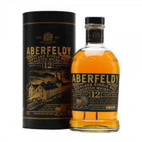 Aberfeldy 12 years 0,7L 40% vol