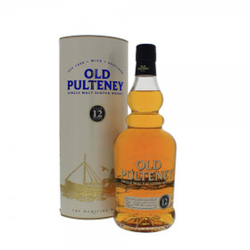 Old Pulteney 12 years 0,7L 40% vol
