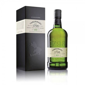 Tobermory 10 years 0,7L 46,3% vol
