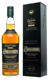 Cragganmore Distillers Edition 2004/2016 Double Matured in Port Wine Casks 0,7L 40% vol