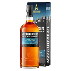 Auchentoshan Three Wood 0,7L 43% vol
