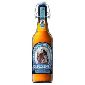 Kapuziner Weißbier Alkoholfrei Bügelverschluß 20x0,5L