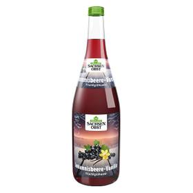 Sachsenobst Johannisbeer-Vanille Frucht-Glühwein 0,97L
