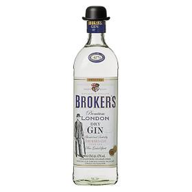 Brokers Premium London Dry Gin 0,7L 47% vol