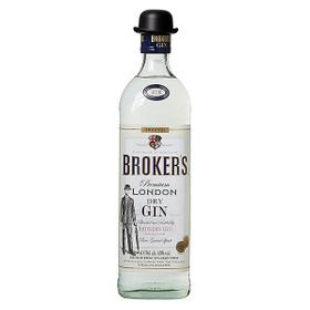 Brokers Premium London Dry Gin 0,7L 40% vol